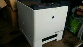 Konica minolta colour Printer 5560en