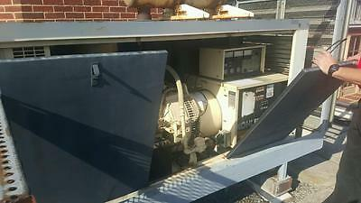 Kohler Generator 45kw 6 Cyl. Ford Natural Gas