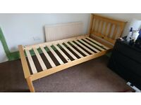 Single Bed Frame - solid wood Hull/Leeds