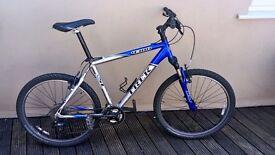 2 bikes - Aluminium Trek and new condition