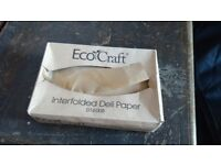 Eco-Friendly Greaseproof Paper (27.5 x 20cm, approx 300 sheets)
