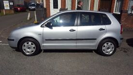 VW POLO 1.2 PETROL