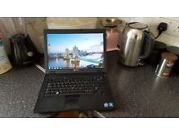 laptop dell latitude e5400,with brand new battery