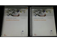 Solidworks CAD software Tuorial / reference books, still used for today's training courses.
