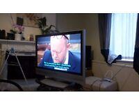 42 inch panasonic viera tv perfect condision