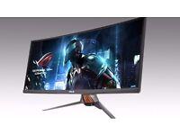 Asus pg348q gaming monitor
