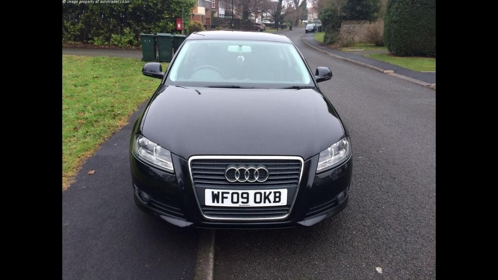 Audi A3 1.9tdi E Sport £30 road tax