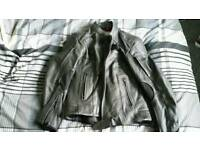 Hein Gericke Ladies leather biker jacket
