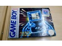 Boxed Original gameboy