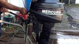 5 hp Mercury must see!'