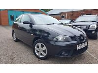 Seat Ibiza 1.2 12v Reference Sport 3dr PARKING SENORS & 1 OWNER