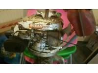 Ocean super 4 boat engine