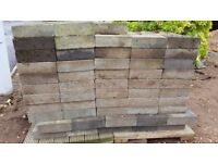 Common grey bricks for sale - £50 the lot