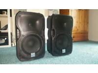 Alto passive speakers