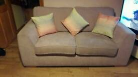 Lovely lilca sofa