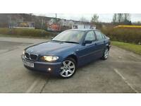 2002 BMW 318I SE 3 SERIES SALOON 07754214398