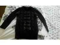 Little girl woolen dress