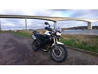 Immaculate Triumph Tiger 800 ABS 2014
