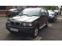 BMW X5 3.0 - AUTOMATIC - LPG - VERY LOW MILEAGE - SAT NAV - REVERSE CAMERA