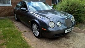 Jaguar S Type 2.7td SE S-Type auto metallic Grey dab bluetooth sat nav good service history