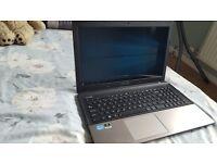"ASUS K55VD 15.6"" Laptop Windows 10 Pro. 4GB RAM. Intel i5 Processor. Dedicated Graphics Card."