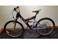 TAMIKA MANS RACING MOUNTAIN BIKE