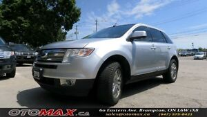 2010 Ford Edge Limited  NO ACCIDENT NAVIGATION SUNROOF LEATHER