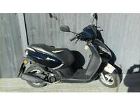 Peugeot kisbee 100cc one year mot one owner from new