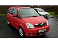 2009 Vauxhall Meriva 1.4