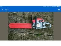 Mitox 20 inch chainsaw model 5020