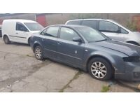 2003 Audi A4 for Breaking