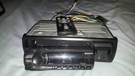 Car stereo & speakers