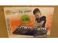 Touch Sensitive Music Playmat