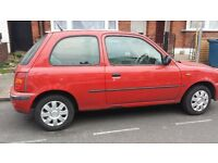 Nissan Micra , great Car low millage