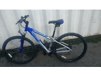 APOLLO XC26 MOUNTAIN BICYCLE FRONT SUSPENSION DISC BRAKE 21 SPEED 26 INCH WHEEL AVAILABLE FOR SALE