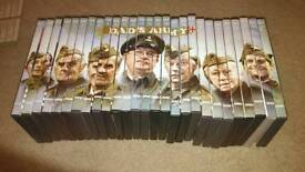 27 discs full set of dads army dvds