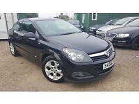 Vauxhall Astra 1.6 i 16v SXi Sport Hatch 3dr, 1 YEAR MOT , HPI CLEAR, LOW MILEAGE. 2 KEYS, FSH