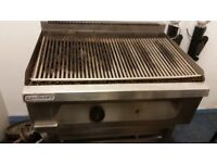 Kayalar commercial electric commercial BBQ grill with stand