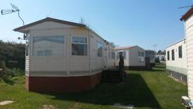 SUNRISE Caravan! From May, SEAVIEW,CntrlHtng, Trimingham Cromer Norfolk, Mundesley/NorfolkBroads