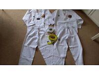 Taekwondo Kids (unisex) Uniforms MTX and Pine Tree brand £15 each