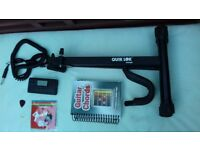 Guitar Accessory Pack Amp,Gig Bag,Stand,Strings,Tuner,Lead,Chord Book & Plectrums.