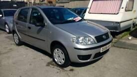 Fiat punto active 2006 full 12 montha mot 1.2 new driver cheap bargain Manchester