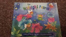 Midnight fairies book