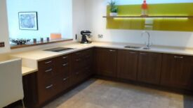 Designer Kitchen with Integrated Siemens Appliances
