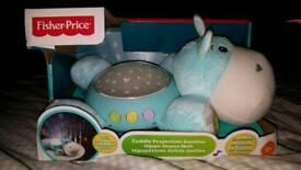 Fisher Price hippo nightlight