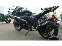 Suzuki 1000cc exhaust full decatted system