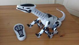 Dinosaur remote control
