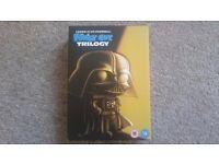 Family Guy Star Wars Trilogy DVD Boxset