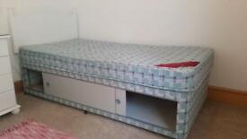 Cumfilux single beds - 2 available
