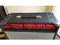 15 Watt VALVE GUITAR AMP. Hand built. Hand wired. Pre-production unit.